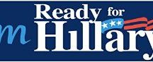 Hillary Clinton Stickers / Show your support for Hillary Clinton with these awesome #Hillary2016 stickers.