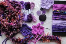 Craft Kits and Artisan Craft Supplies / Unique haberdashery will provide you with that finishing touch for your own textile craft project. Luxury yarns, buttons and handmade braids and trims that we use to finish off our own works of art. Palettes of beautiful colours to inspire.