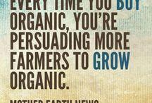 Stop the insanity, go organic!