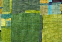 Gorgeous Quilting / Quilts with especially stunning quilting.