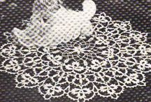 Doily Patterns / by Ruth Lee