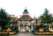 Disneyland October/Halloween