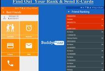 BuddyGap - Send E-Cards Online