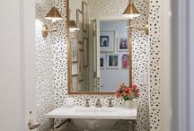 The Bathroom. / by Haley Holder