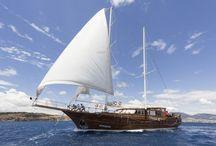 AFRODITI / yacht, mavi yolculuk, turkish riviera, blue voyage, yacht charter, tekne kiralama, luxery yacht charter, lüks tekne kiralama, Turkey Yachts. www.cnlyacht.com