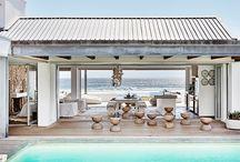 the beach house britannia bay / beach-luxe villa on the beach in britannia bay www.thebeachhouse.co