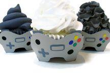 video game birthday