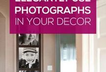 Photographs In Your Wall Decor