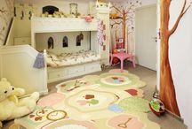 WONDERLAND / Ковры для комнаты маленькой принцессы