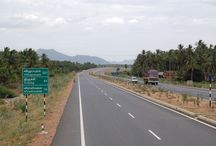 Trichy Madurai Road project