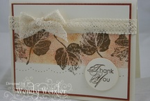 Fall Cards and Tags