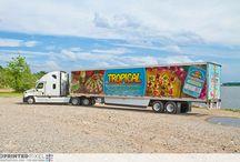 Vehicle Wraps, Trailers - Printed Pixel
