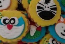 kurabiye ve pasta