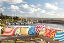 Dock/Deck ideas / by Carrie Upchurch