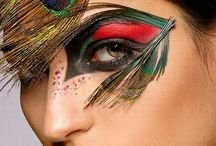 ARTISTIC MAKEUP-FACE AND BODY  PAINTING