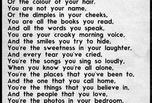 Words ...