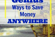 Financial Advice / Advice on making and saving money.