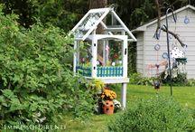 Gardening Greenhouse Ideas