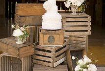 Vintage Wedding / by Roxanne Dobrenick
