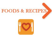 Food & Recipes Icon / Discover latest news in Food & Recipes