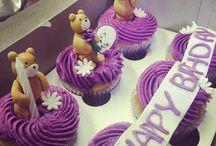 Birthday Speciality Cupcakes