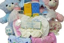 Gift Baskets: Baby / Welcome a loved little one (or two!) in style with an adorable Art of Appreciation creation.
