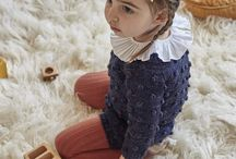 CHILDRENS KNITWEAR / Knits for babies and children