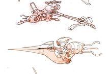 Creature Box / Sketching