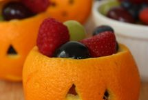 #FedUpFriendly Halloween Treats! / by Katie Couric