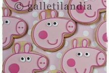 peppa pig party / by emilie ahern