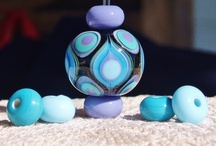 lampwork beads I made / by Kerry M Howard