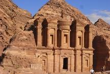 Middle East / 一生に一度は行きたい中近東の見どころをご紹介します。