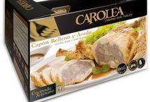 CAROLEA / Carolea pone a su disposición, una gama de productos creados artesanalmente por una empresa familiar, con el único objetivo de ofrecer a sus clientes recetas que de forma sencilla y en el mínimo tiempo posible, puedan prepararse y satisfacer a los paladares más exigentes