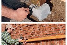Építkezés , előtető