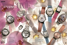 Watches and Jewellery Inspiration
