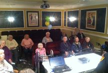 Care One at Evesham-Fraud Safety October 7, 2014 / Officers went over fraud scams with the residents of Care One so that they could avoid becoming a victim.  Thank you to Care One for allowing us to present this program.