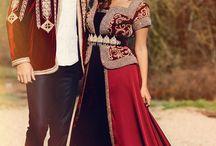 belle robe maroccane