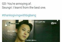 bigbang / !BigBang! !!Top, Gdragon,Taeyang,Seungri, Daesung.!!!