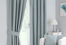 Fabrics curtains and blinds