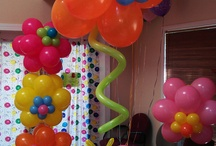 Party balloons / by Shelly Stevens
