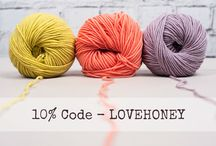 Crochet Bloggers We Love! / Some of our favourite crochet bloggers and their brilliant tutorials and patterns, exclusive interviews.