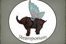 STEAMPORIUM / LABORATORIO CREAZIONE E FAN DELLO STEAMPUNK