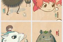 Miyazaki love <3