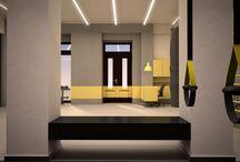 studio 53 / fitness club # mets # athens # greece  designer >> penny bartsoka