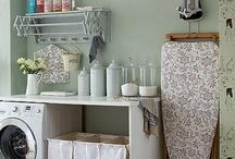 Organized Laundry Ideas