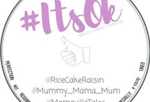 #itsok linky / The linky that celebrates perfectly imperfect parenting. We're all doing our best, and that's good enough. Co-hosted by @RiceCakeRaisin, @Mummy_Mama_Mum, @Rizology_ and myself