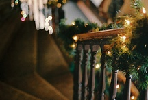Christmas Staircases / Christmas decor is about more than just the Christmas Tree