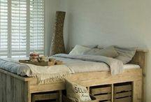 Master bedroom / by Sara Henderson