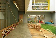 Jardim para crianças / Jardinagem