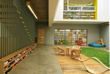 Jardim Infantil / Jardinagem